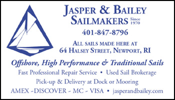Jasper & Bailey Sailmakers